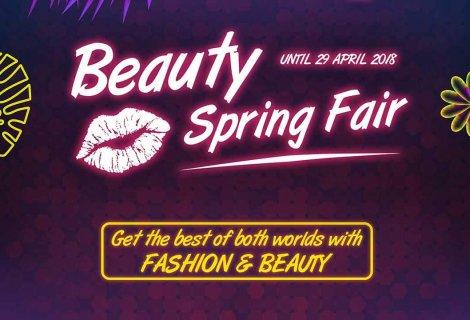 Beauty Spring Fair