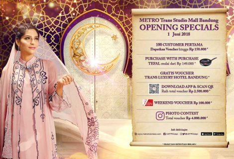 Opening Specials