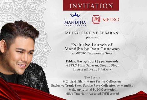 Metro Festive Lebaran