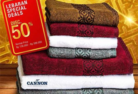 Cannon Towel