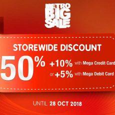 METRO Big Sale