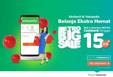 Tokopedia e-Voucher