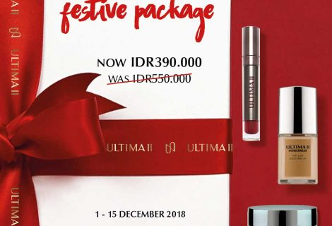 Lancome Festive Package