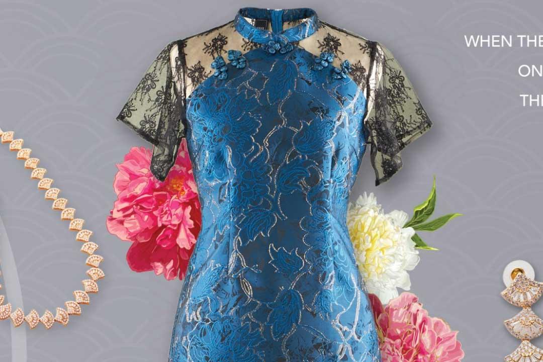 Chinoiserie Chic & Shanghai Blue