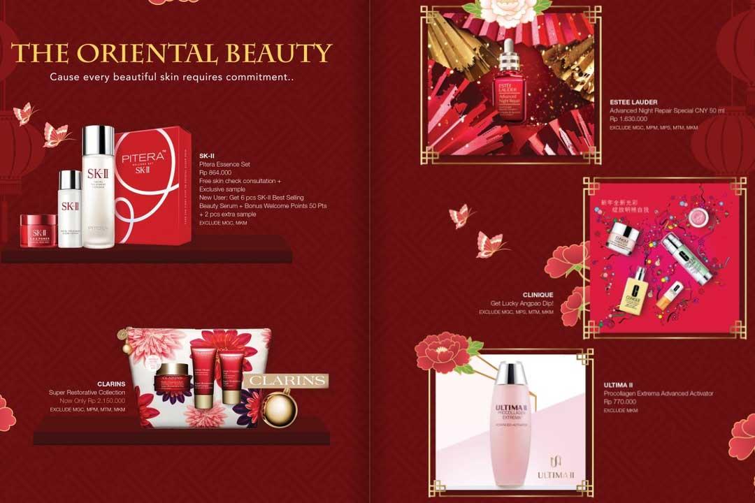 The Oriental Beauty