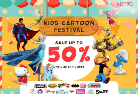 Kids Cartoon Festival