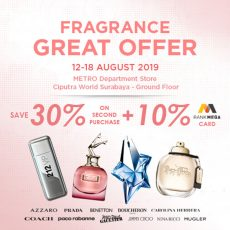 Fragrance Great Offer