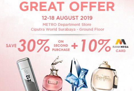 Fragrance Great Offer