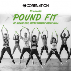CORENATION x METRO – Pound Fit