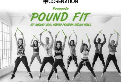 CORENATION x METRO – Pound Fit