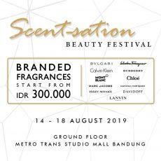 Scent-sation Beauty Festival
