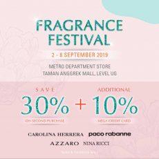 Fragrance Festival