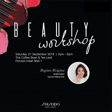 Shiseido Beauty Workshop