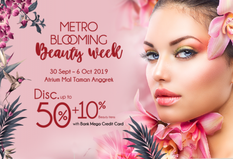 Blooming Beauty Week