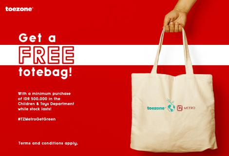 Free Totebag