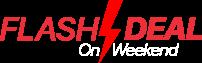 flashdeal-onweekend-white