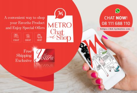 METRO Chat & Shop