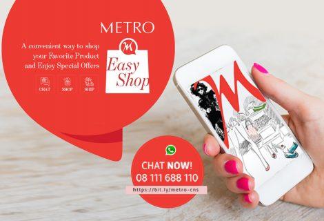 METRO Easy Shop