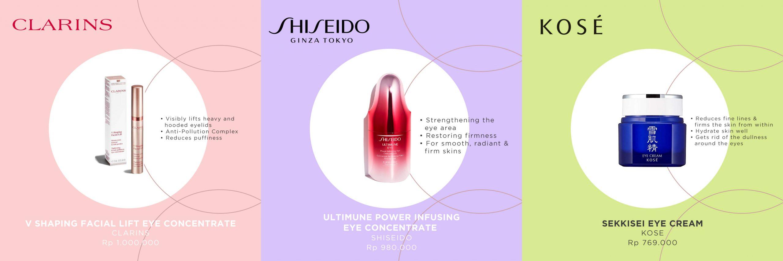 Yuk Cari Tau Apa Sih Pentingnya Penggunaan Eye Cream Setiap Harinya!