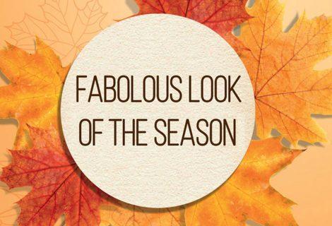 Fabolous Look Of The Season