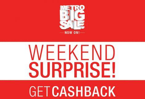 Weekend Surprise