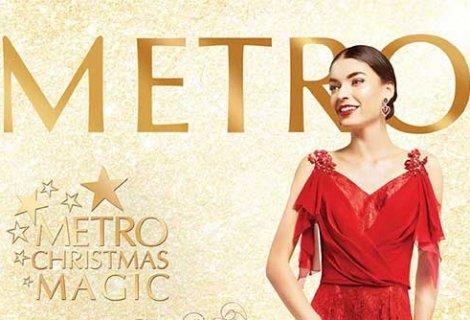 METRO Christmas Magic 2017
