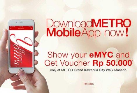 Download App & Get Voucher