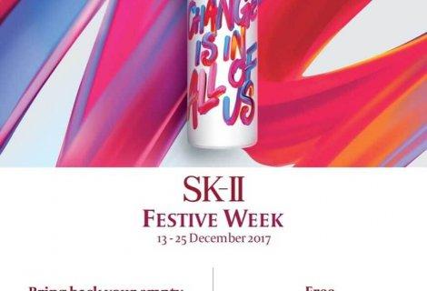 SK-II Festive Week