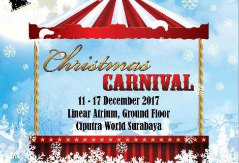 Christmas Carnival only at METRO Surabaya