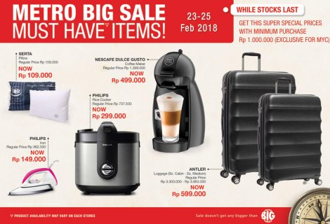 Home & Luggage Special Price